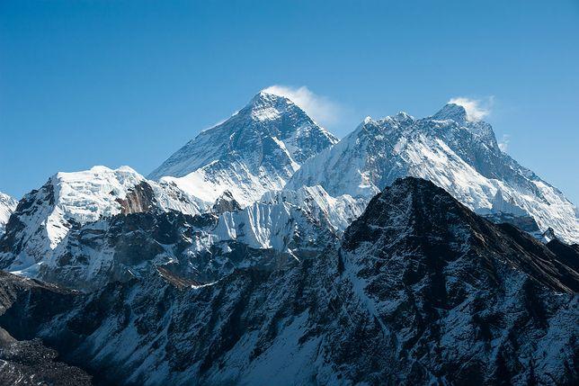 Mount Everest nie jest najwyższy na Ziemi. Inna góra jest wyższa