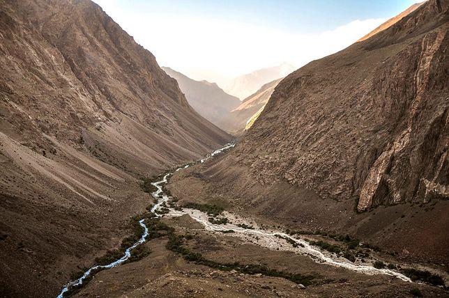 Trudna droga na szczyt - Hindukusz, Afganistan