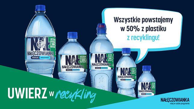 Nałęczowianka, Wierzymy w recykling