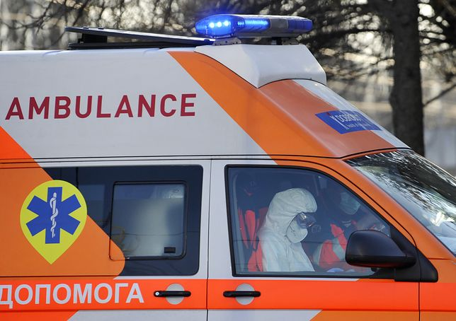 Koronawirus. Ukraina z kolejnym rekordem zakażeń