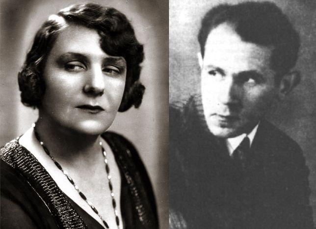 Nałkowska była starsza od Schulza o osiem lat