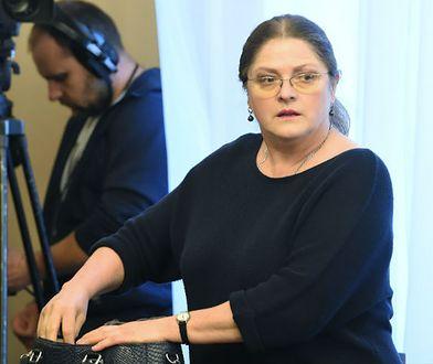 """Dobitna reakcja Krystyny Pawłowicz na słowa Joanny Muchy. """"Pokazała, jakim jest ministrem. Dziękuję za taką zmianę"""""""