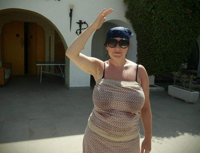 Paulina przed operacją nosiła biustonosze w rozmiarze KK
