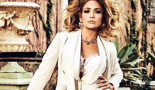 """Jennifer Lopez w naturalnej wersji. """"Poranna twarz"""""""