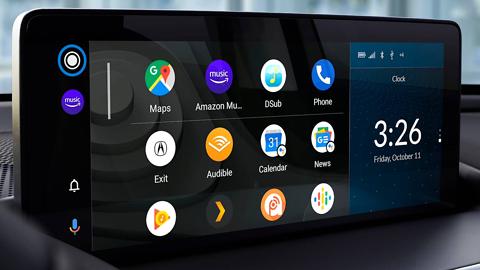 Android Auto 6.7 dostępny do pobrania. Lista nowości to zagadka