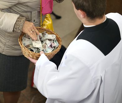 Nietypowe ogłoszenie parafialne wzburzyło panią Katarzynę