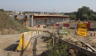 Burmistrz Ursynowa: są opóźnienia na budowie Południowej Obwodnicy Warszawy