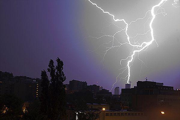 Uwaga na kolejne burze i silny wiatr w Małopolsce. IMGW wydało ostrzeżenie II stopnia