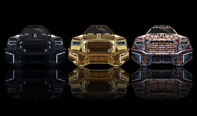 Dartz Black Aligator: najdroższy SUV na świecie