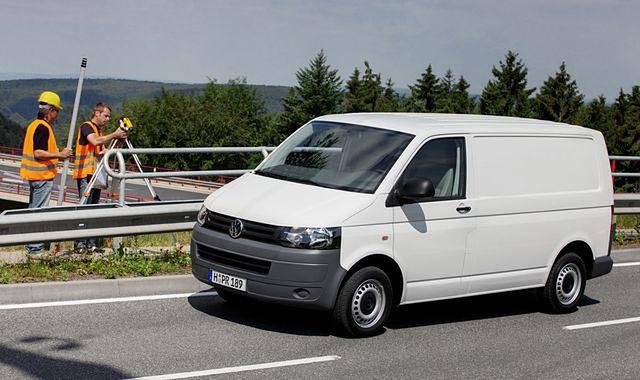 VW Transporter Dostawczym Samochodem Roku 2013 w Polsce
