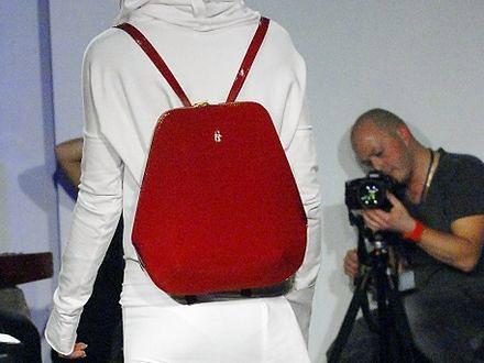 Stylowy plecak na lato