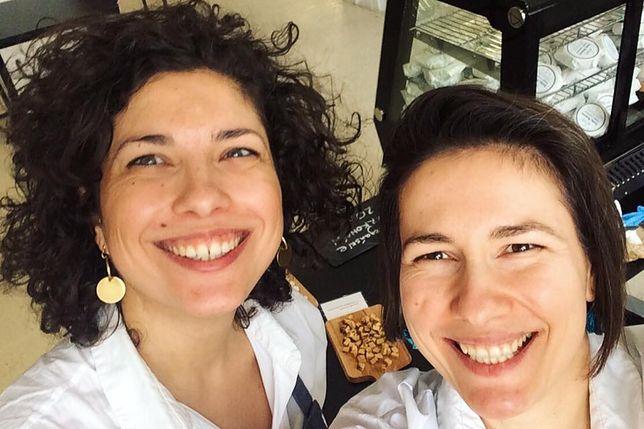 Zuzia i Magda Rzymanek, czyli Wege Siostry