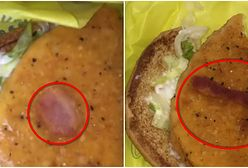Skandal w McDonald's. Dorzucili bekon do kanapek muzułmańskiej rodziny