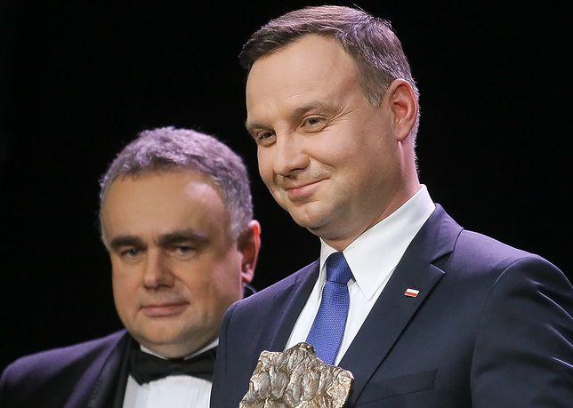 """""""Gazeta Polska"""" przeciw Andrzejowi Dudzie? Tomasz Sakiewicz grozi prezydentowi"""