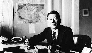 Chiune Sugihara bohaterem Google Doodle