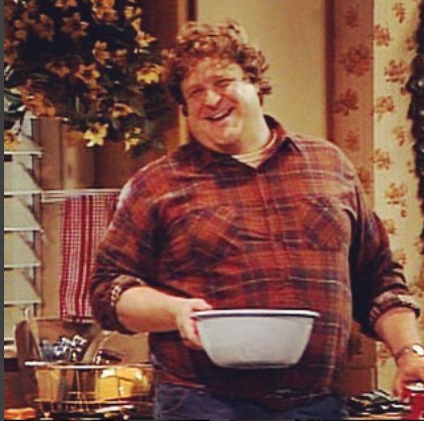 John Goodman ważył 180 kg. Schudł najprostszym możliwym sposobem