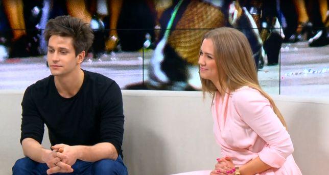#dzieńdobryWP: Agnieszka Kaczorowska i Michał Malinowski komentują plotki o swoim romansie