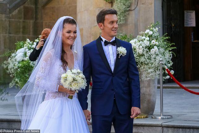 Agnieszka Radwańska świętuje pierwszą rocznicę ślubu. Pokazała niepublikowane zdjęcie