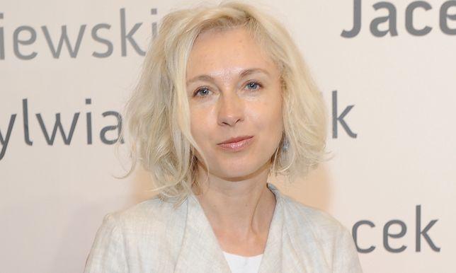 Manuela Gretkowska wyprowadza się z Polski