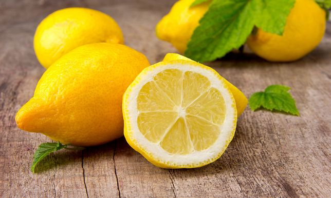 Cytryna wykazuje niezwykłe właściwości.