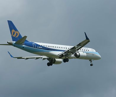 Samolot linii lotniczych Mandarin Airlines