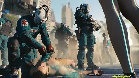Twórcy Cyberpunka 2077 kontra sąd - jest pierwsza decyzja