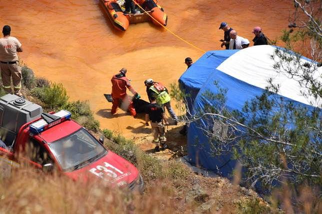 Ciało 8-latki na dnie jeziora. Kolejna ofiara kapitana z Cypru