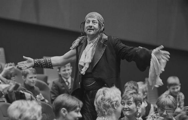 Waldemar Presia nie żyje. Popularny aktor przez 30 lat był związany z Teatrem Lalek Arlekin