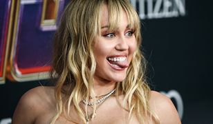 Miley Cyrus zakochana po uszy. Złożyła ukochanemu życzenia