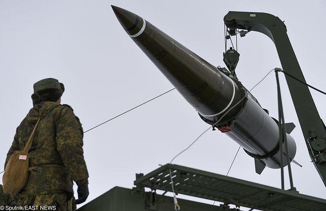 """Wybuch w Rosji. Zanotowano """"krótkotrwały wzrost promieniowania"""""""