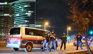 Austria. Strzały w Wiedniu. Trwa obława na terrorystów. Rośnie liczba ofiar