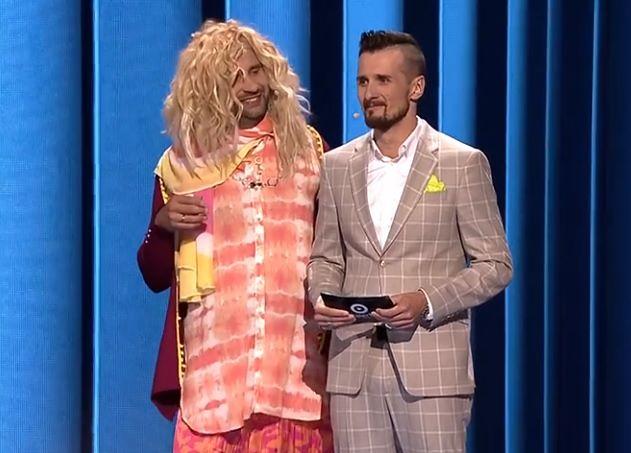 Kabaret Skeczów Męczących na Polsat SuperHit Festiwal wykreował Magdę Gessler