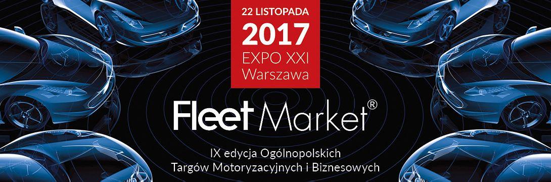 Samochody dla biznesu - osobowe, użytkowe i z napędami alternatywnymi na targach Fleet Market 2017.