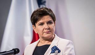 Szydło prezydentem Warszawy. Nowy pomysł w PiS