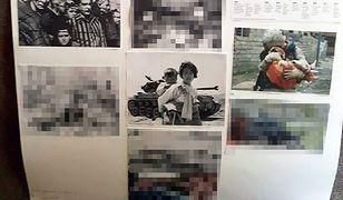 """Drastyczne zdjęcia w szkolnej gazetce. Dyrektor: """"gorsze rzeczy oglądają w internecie"""""""