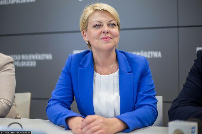 Andżelika Borys została zatrzymana na Białorusi