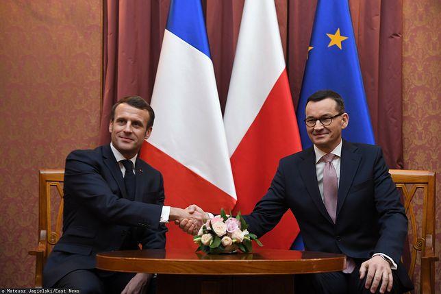 Emocje i realizm. Co weźmie w górę w relacjach Polski i Francji?