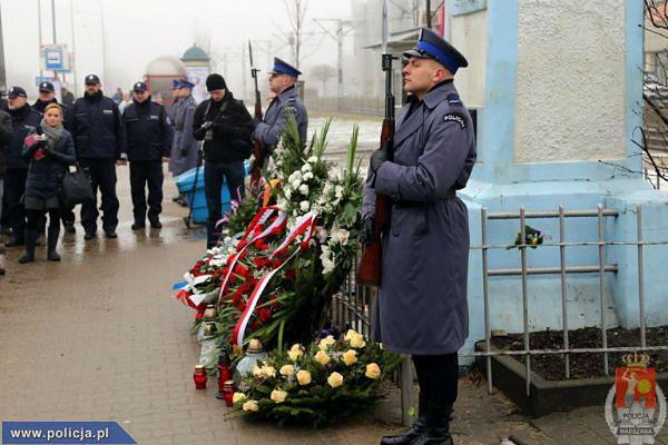 Uroczystości w 5. rocznicę śmierci Andrzeja Struja