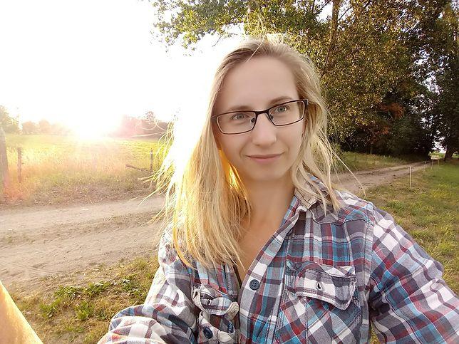 Karolina Skłodowska prowadzi z mężem gospodarstwo