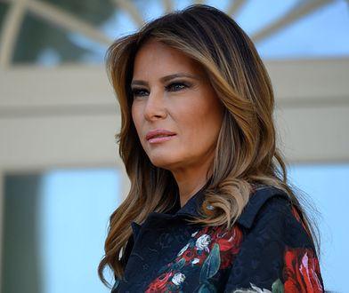 Wpadki Melanii Trump. Co najbardziej zapadło w pamięć z potknięć pierwszej damy?