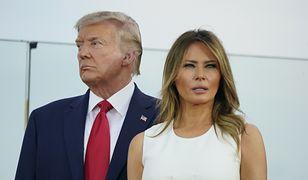 Upragniony spokój Melanii Trump. Czy nareszcie odetchnie z ulgą po wyprowadzce z Białego Domu?