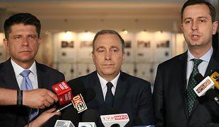 Partie opozycyjne mają swoich liderów. Nie są nimi Schetyna i Petru