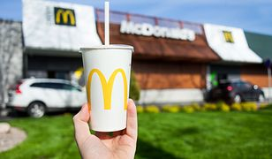 McDonald's wprowadza papierowe słomki. W trosce o środowisko