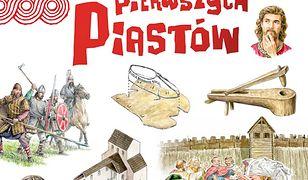 Tu powstała Polska. W czasach pierwszych Piastów