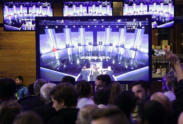 Debata wyborcza. Tak Polskę widzi ośmiu liderów politycznych