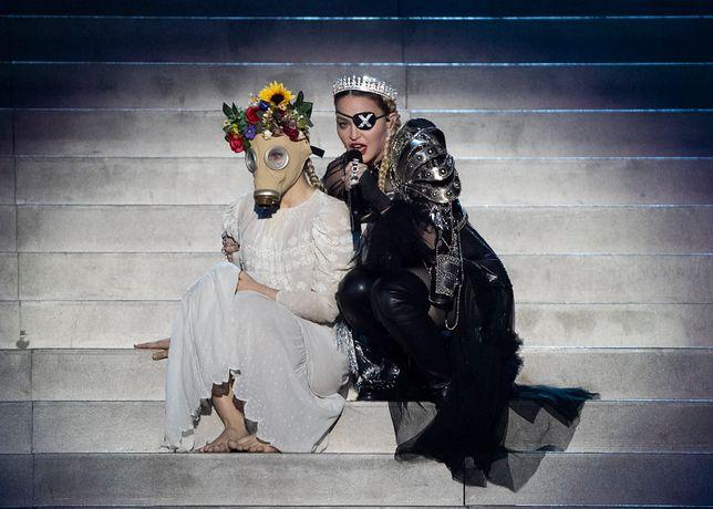 Występ Madonny na Eurowizji 2019 był pełen politycznych odniesień.