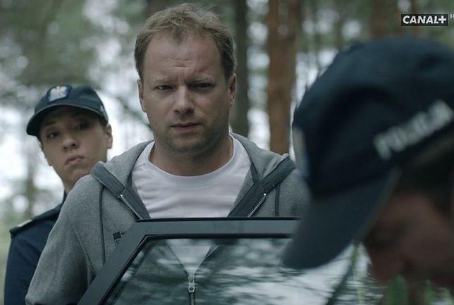 """Maciej Stuhr w serialu """"Belfer"""""""