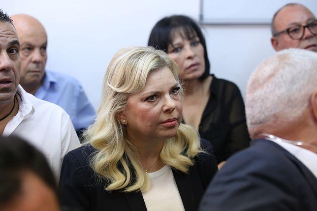 Żona premiera Izraela oskarżona o defraudację 100 tys. dolarów