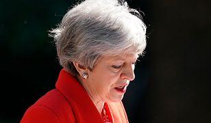 Theresa May ustąpiła ze stanowiska