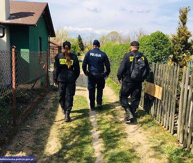 Policjanic coraz częściej wzywani są do oszustw tego typu.